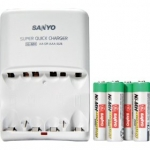 Sanyo Refresh Quick Charger
